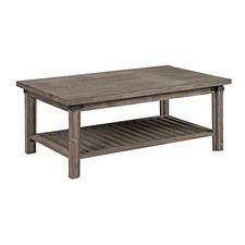 Table basse rectangulaire Foundry