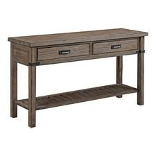 Foundry Sofa Table
