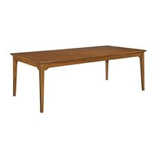 Cherry Park Rectangular Leg Table