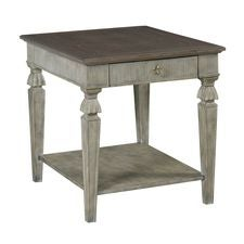 Savona Aurora Rectangular End Table