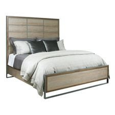 AD Modern Synergy Matrix Panel Cal King Bed Package