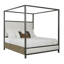 Plank Road Shelley Canopy Bed