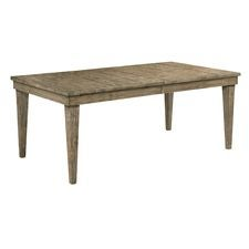 Plank Road Rankin Rectangular Leg Table