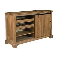 Stone Ridge Sliding Door Wine Buffett