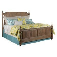 Weatherford - Heather Westland King Bed - Complete
