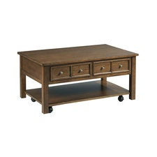 Champlain Small Rectangular Cocktail Table