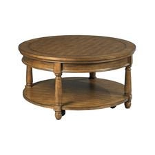 Saddlebrook Round Cocktail Table