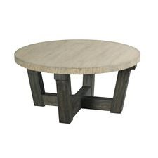Beckham Round Cocktail Table