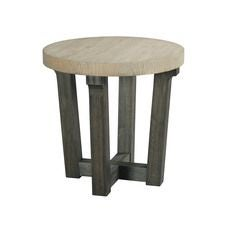 Beckham Round Accent Table