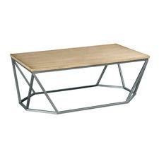 Trillion Rectangular Cocktail Table