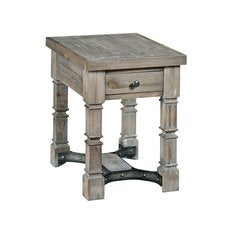Cheyenne Charging Chairside Table