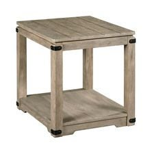 Marin Rectangular End Table