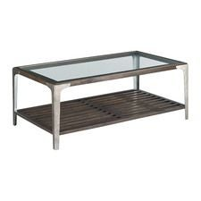 Tranquil Rectangular Cocktail Table