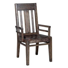 Montreat Saluda Wood Arm Chair