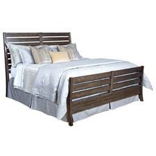Montreat Rake King Bed - Complete