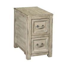 Papillon Charging Chairside Table