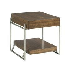 Palermo Rectangular Drawer End Table