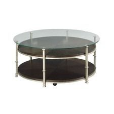 Fortune Round Cocktail Table