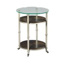 Fortune Round End Table