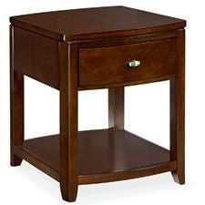 Tribecca Rectangular End Table