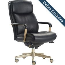 Melrose Executive Office Chair, Noir