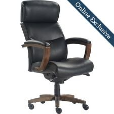 Greyson Executive Office Chair, Noir
