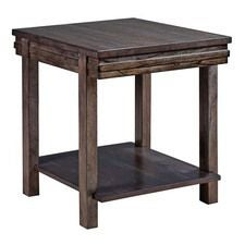 Table de bout Montreat Cantilever