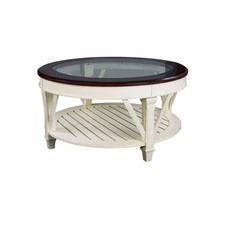 Promenade Round Cocktail Table