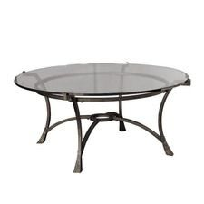 Sutton Round Cocktail Table Base