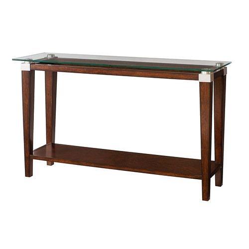 Solitaire Sofa Table   La-Z-Boy