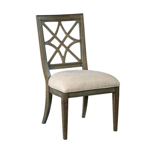 Genieve side chair for La z boy dining room chairs