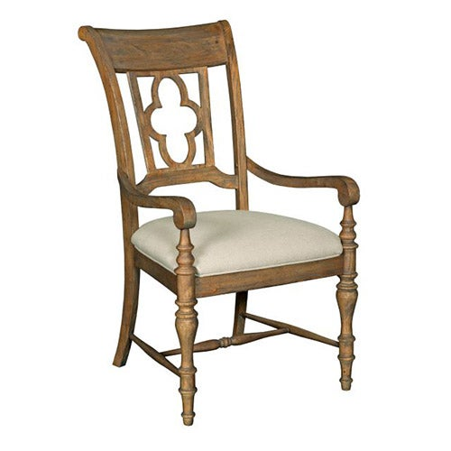 Heather weatherford arm chair for La z boy dining room chairs