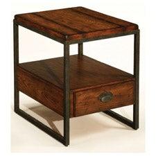 Baja Rectangular Drawer End Table