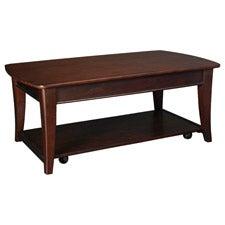 Wondrous Enclave Rectangular Lift Top Cocktail Table La Z Boy Beatyapartments Chair Design Images Beatyapartmentscom