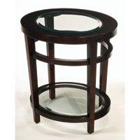 Urbana Oval End Table