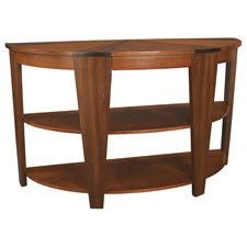 Oasis Demilune Sofa Table