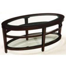 Table Basse Ovale Urbana La Z Boy