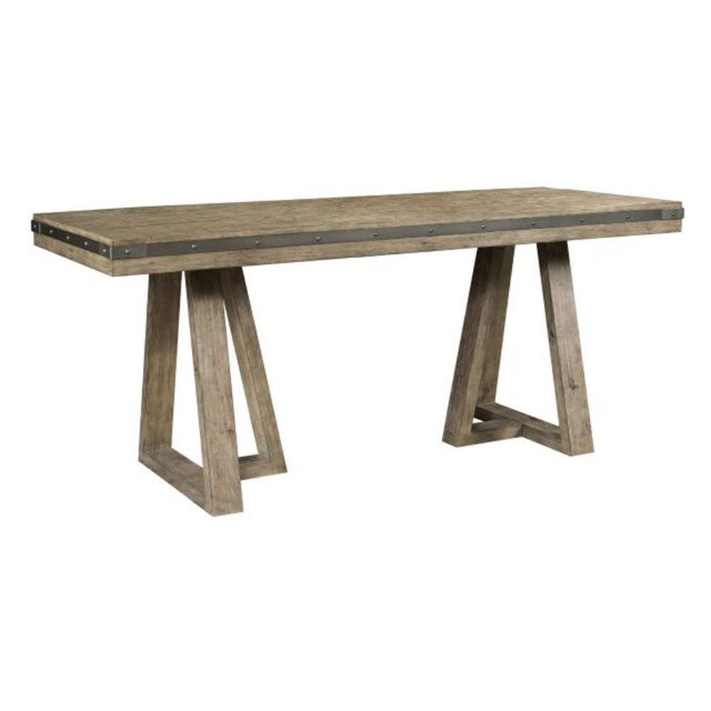 Ensemble de table de hauteur de comptoir Plank Road Kimler  La-Z-Boy