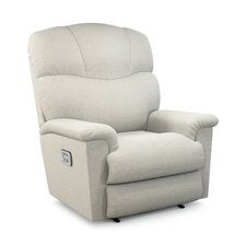 Lancer Power Wall Recliner w/ Head Rest & Lumbar