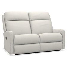 Finley Power Wall Reclining Loveseat w/ Head Rest