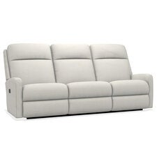 Finley Power Wall Reclining Sofa w/ Head Rest & Lumbar