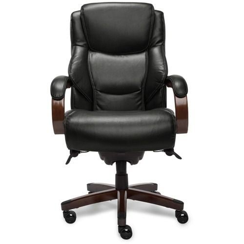 (Online Exclusive) Big & Tall Executive Office Chair, Black