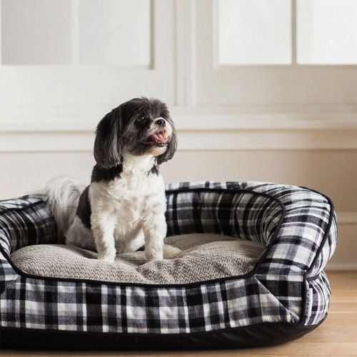 Tucker Sofa Bed Spencer Plaid