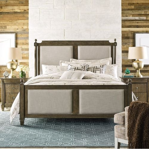 Anson Sunderland Queen Upholstered Bed