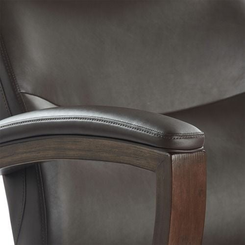 (Online Exclusive) Greyson Executive Office Chair, Brown