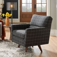 Bellevue High Leg Swivel Chair