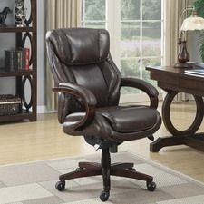 Bellamy Executive Office Chair, Marron