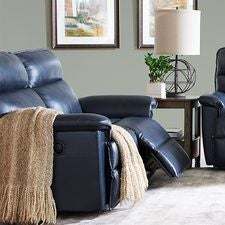 Jay La-Z-Time Full Reclining Loveseat