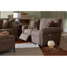 Sensational Bennett Duo Reclining Loveseat Bralicious Painted Fabric Chair Ideas Braliciousco