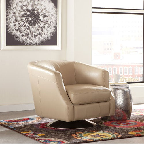 Axel Swivel Occasional Chair